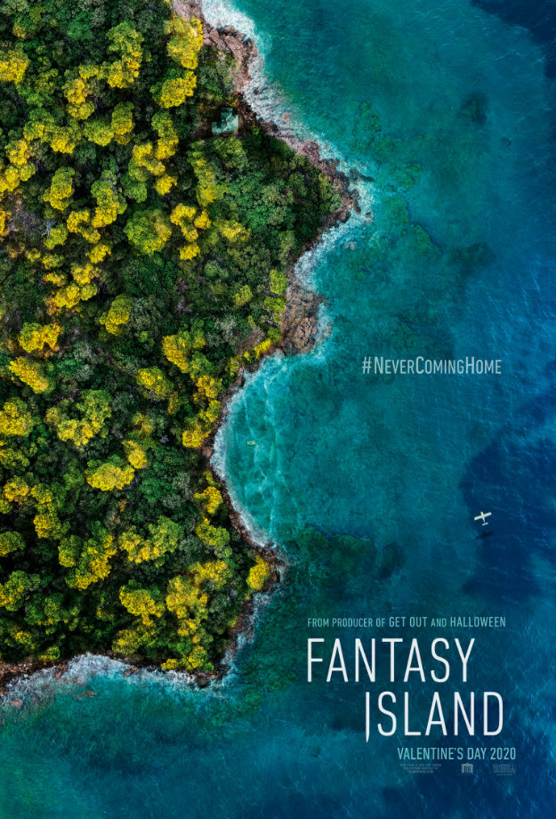 Fantasy Island - Poster 1