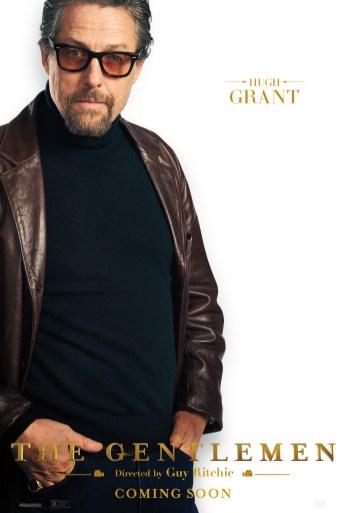 The Gentlemen - Poster 1