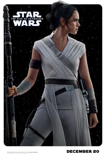 Star Wars; The Rise of Skywalker - 2019 - Walt Disney Studios