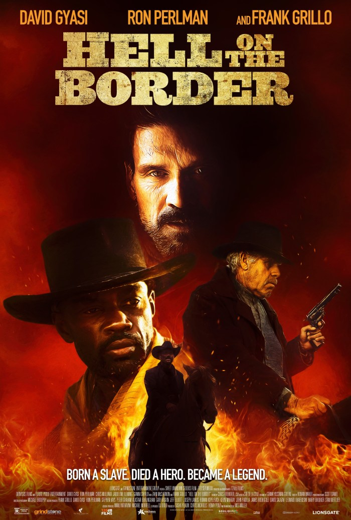 Hell on the Border (2019) 0