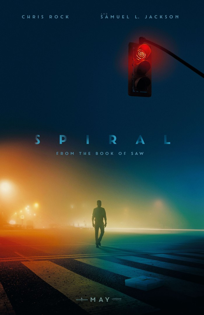 Spiral From the Book of Saw (2020) Poster 1