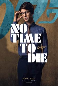 No Time to Die (2020) Poster 7