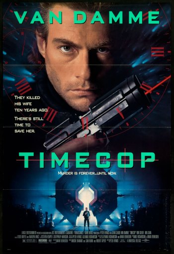 Poster - 14 Timecop