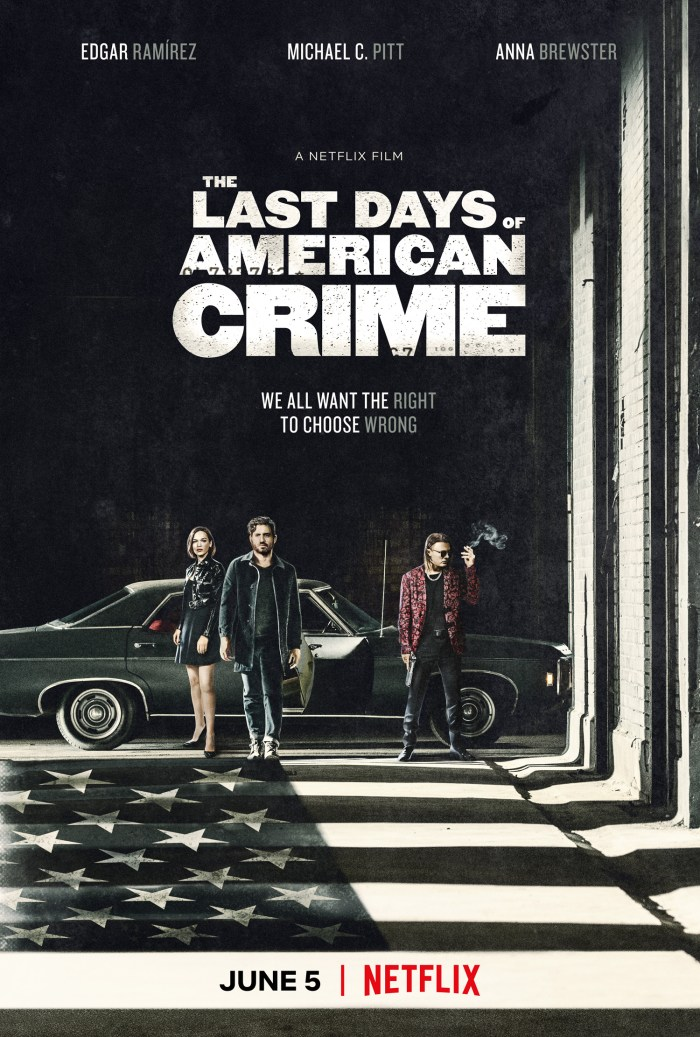 The Last Days of American Crime 0