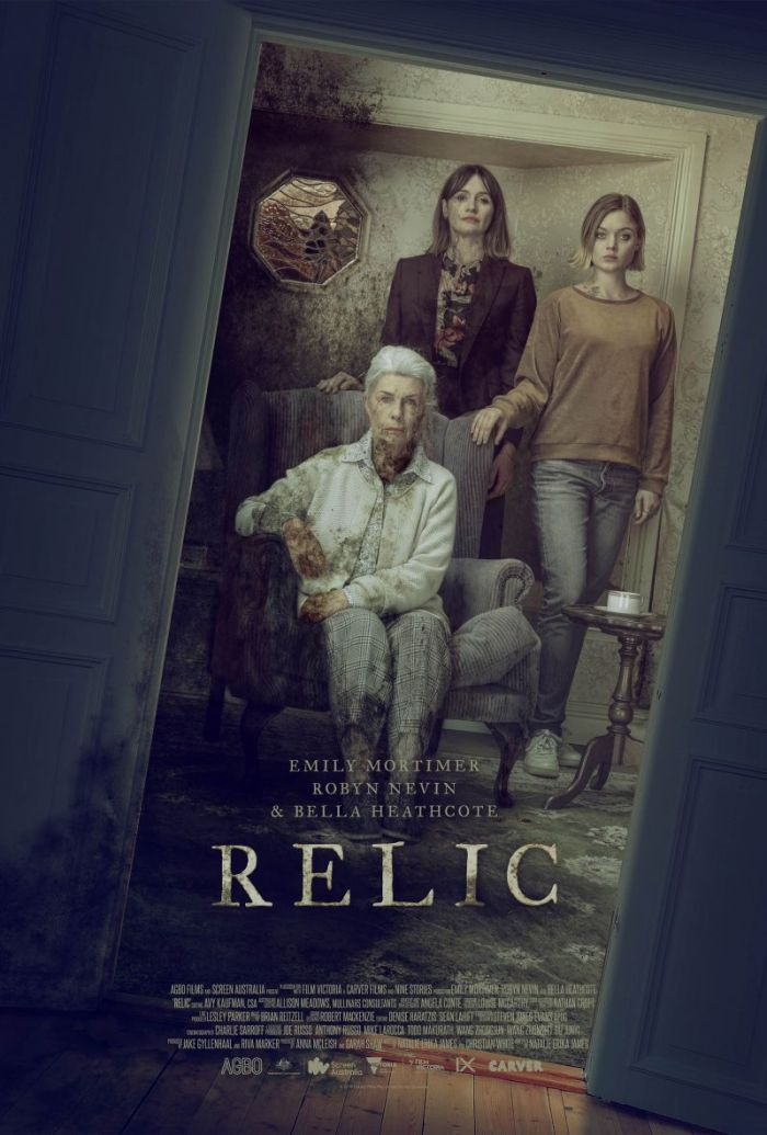 Relic 2020 Poster