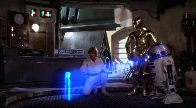 Movie Review: Star Wars: A New Hope