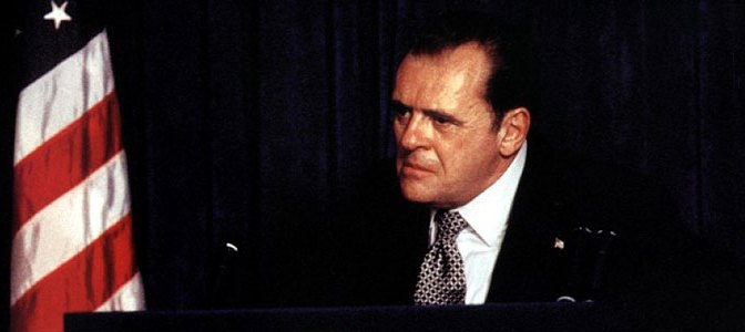 Movie Review: Nixon