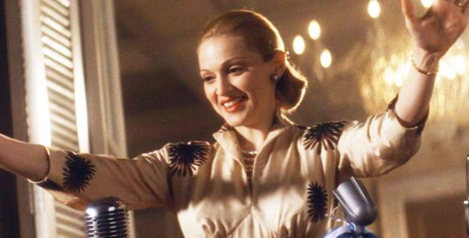 Movie Review: Evita
