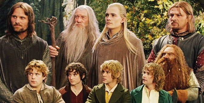 Movie Review: Lord of the Rings: Fellowship of the Ring