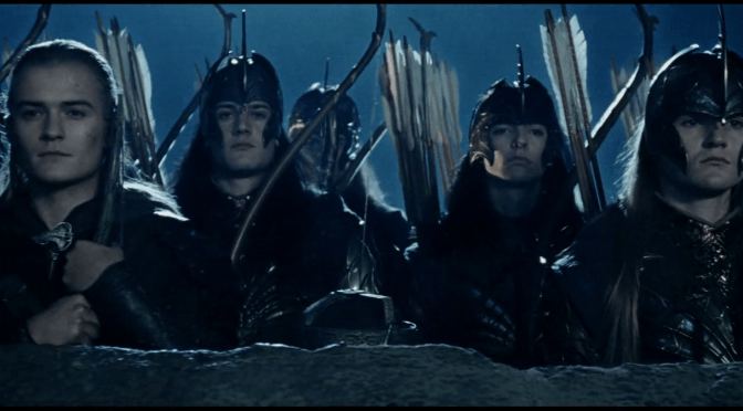 Movie Review: Lord of the Rings: The Two Towers