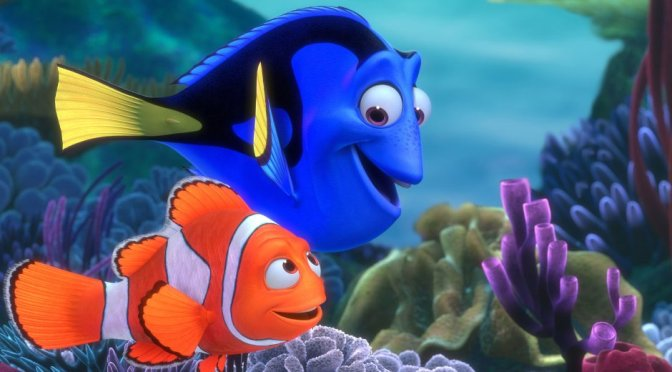 Movie Review: Finding Nemo (2003)