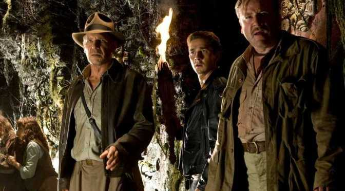 Movie Review: Indiana Jones and the Kingdom of the Crystal Skull