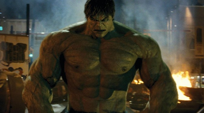 Movie Review: The Incredible Hulk (2008)