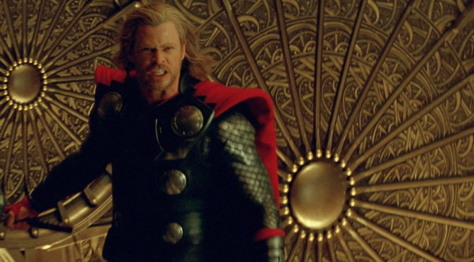 Movie Review: Thor