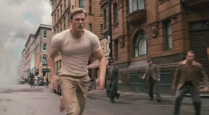 Movie Review: Captain America: The First Avenger (2011)