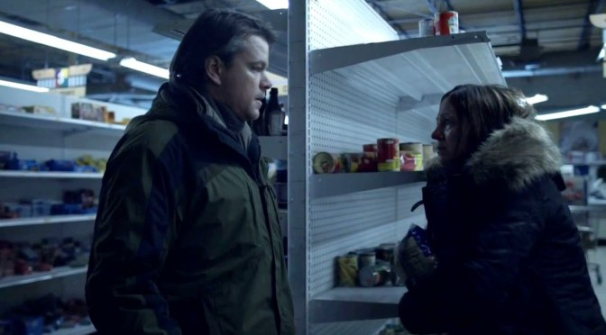 Movie Review: Contagion