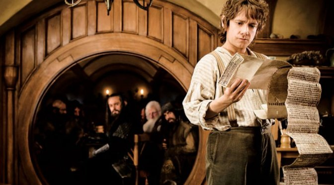 Movie Review: The Hobbit: An Unexpected Journey