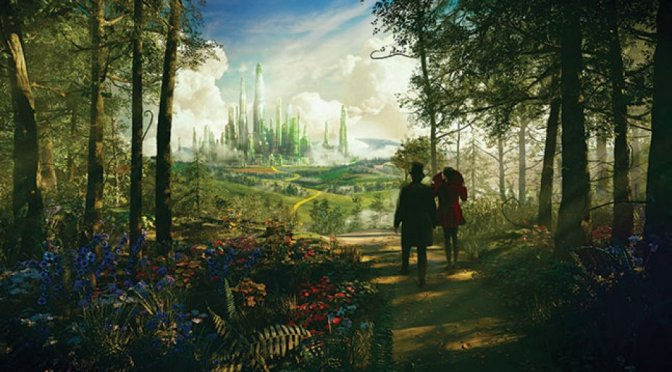 Movie Review: Oz: The Great and Powerful