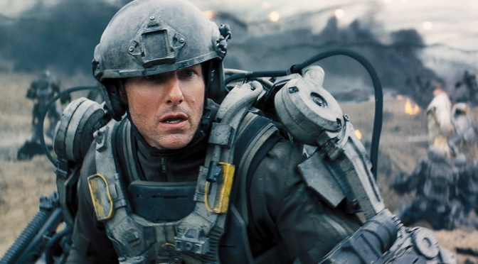 Movie Review: Live Die Repeat: Edge of Tomorrow