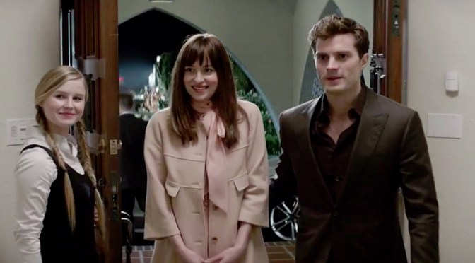 Movie Review: Fifty Shades of Grey