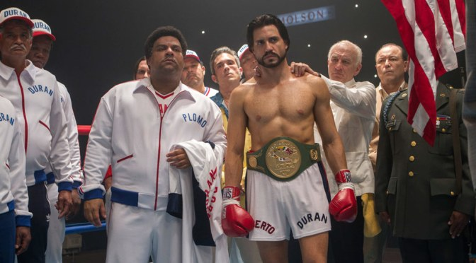 Movie Review: Hands of Stone