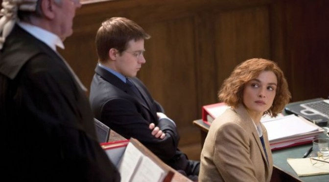 Movie Review: Denial (2016)