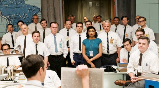 Movie Review Plus Book Review Q&A: Hidden Figures