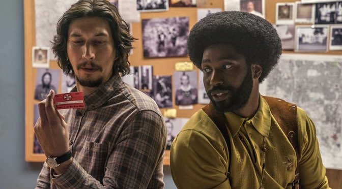 Movie Review: BlacKkKlansman