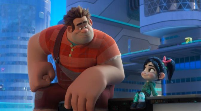 Movie Review: Ralph Wrecks the Internet