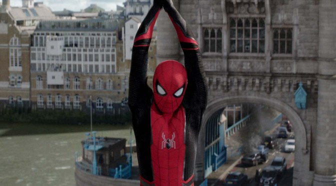 Movie Review: Spider-Man: Far From Home (2019)