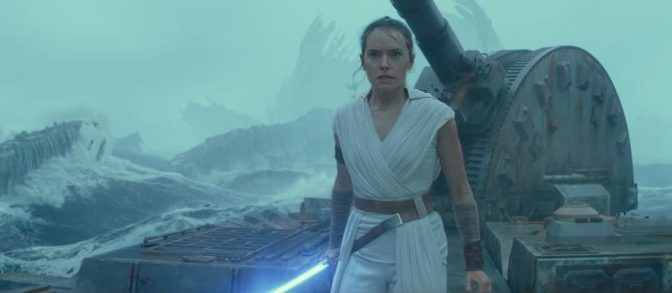 Movie Review: Star Wars: The Rise of Skywalker (2019)