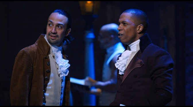 Movie Review: Hamilton (2020)
