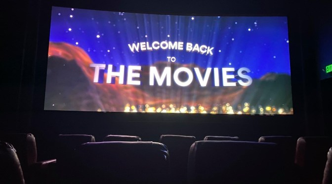 Industry News: Movies Prepare To Go Big Again
