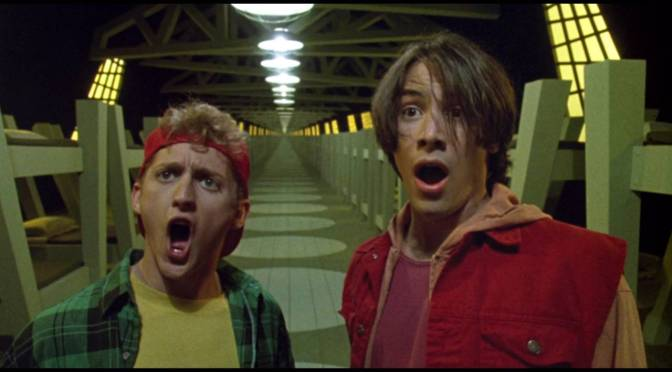 Movie Review: Bill and Ted's Bogus Journey (1991)