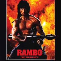 Rambo: First Blood Part II (1985) - Podcast Movie Review