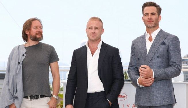 Cannes - Hell Or High Water Photocall