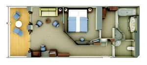 Luxurious Medallion Suite For You Silver Shadow Silversea