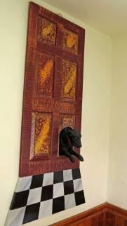A true dog door!