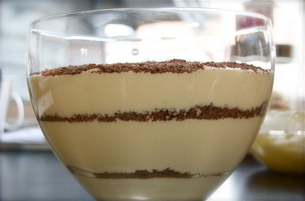 Queen Maud´s dessert (Dronning Maud pudding) (1/6)