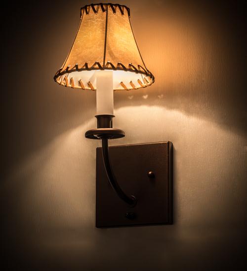 home lighting sconces 6 w laredo wall sconce