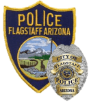 Flagstaff PD Patch-Badge