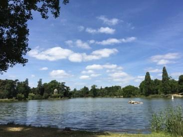 Lake Daumnesil