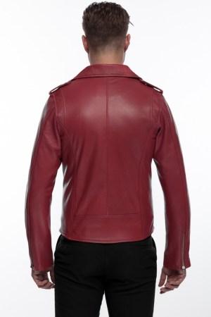 Perfecto Men Red Jacket