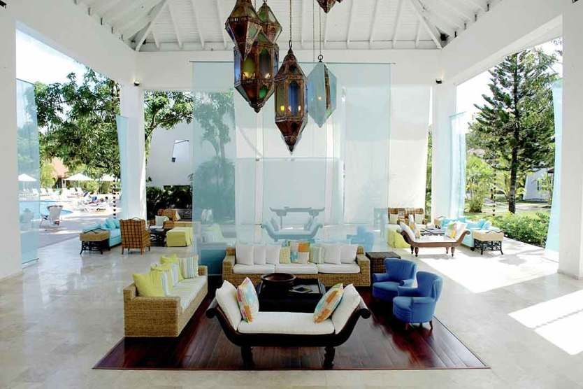 Bluebay Villas Doradas Reception