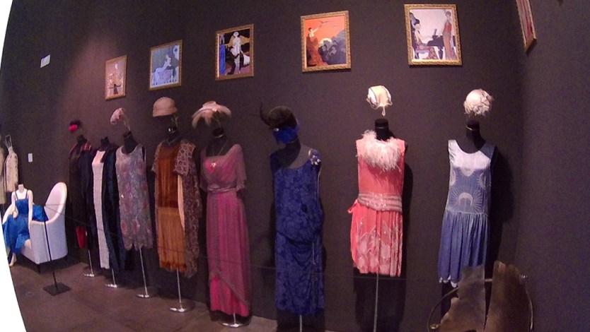 Fashion from Charleston era