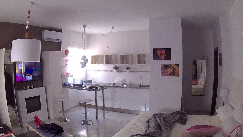 Airbnb apartment in Malaga