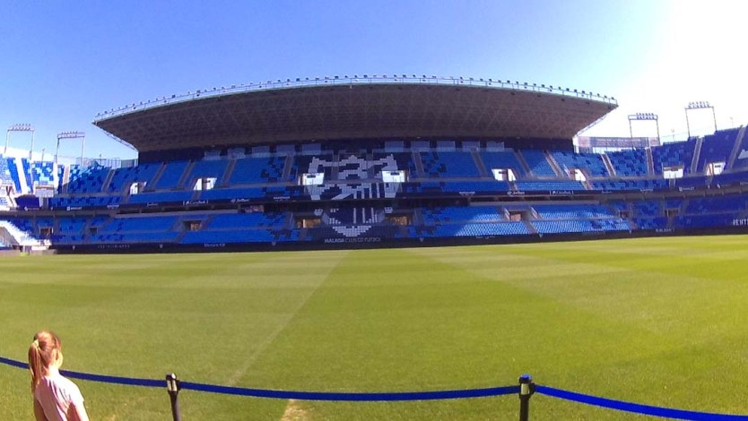 La Rosaleda Football Stadium