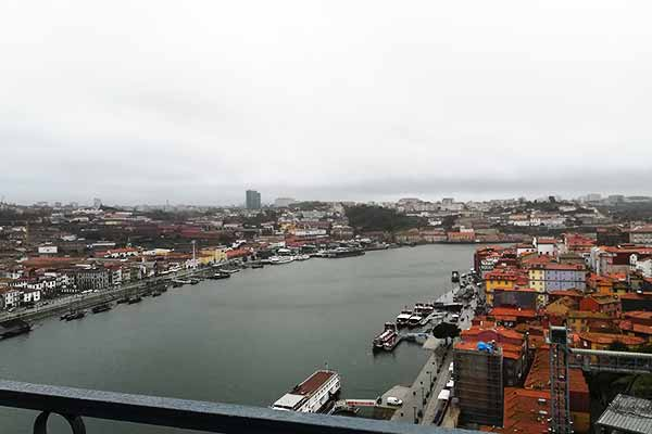 Porto Here I Come!