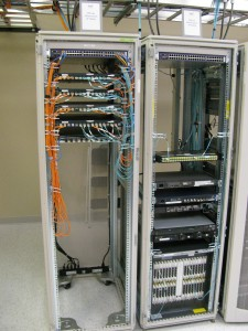 SNIA Tech Center Computer Lab 2 switching hw
