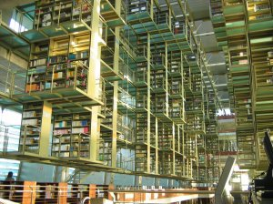 iblioteca José Vasconcelos / Vasconcelos Library by * CliNKer * (from flickr) (cc)